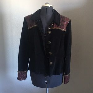 RANCHWEAR   100% Genuine leather jacket